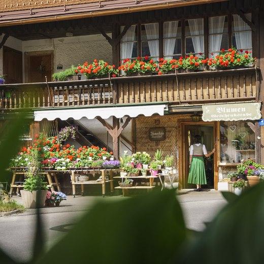 Bayrischzell Dorf Frühling, © Dietmar Denger