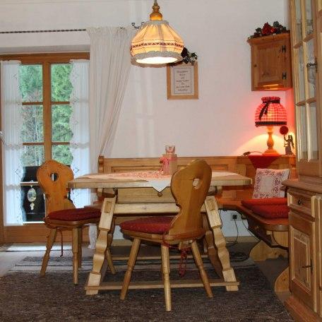 Esszimmer, © im-web.de/ Tourist-Information Bayrischzell