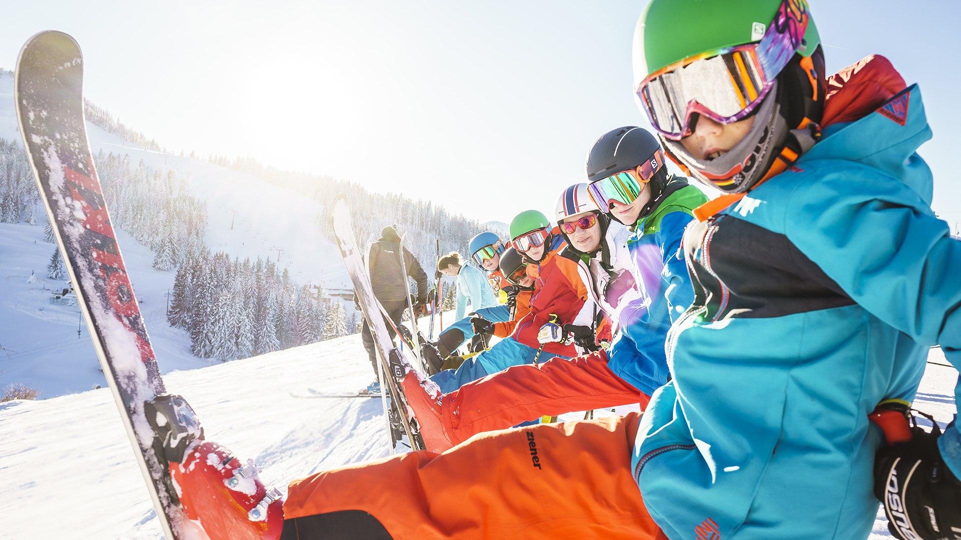 Skifahren Bayrischzell Sudelfeld, © Dietmar Denger