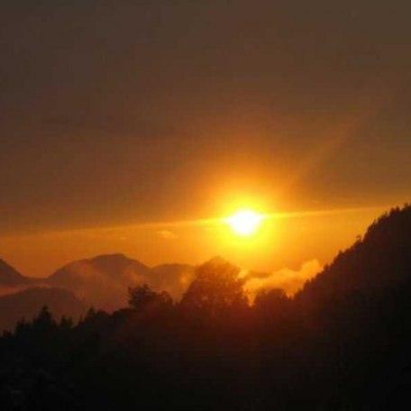 Wunderschöne Sonnenuntergänge, © im-web.de/ Tourist-Information Bayrischzell