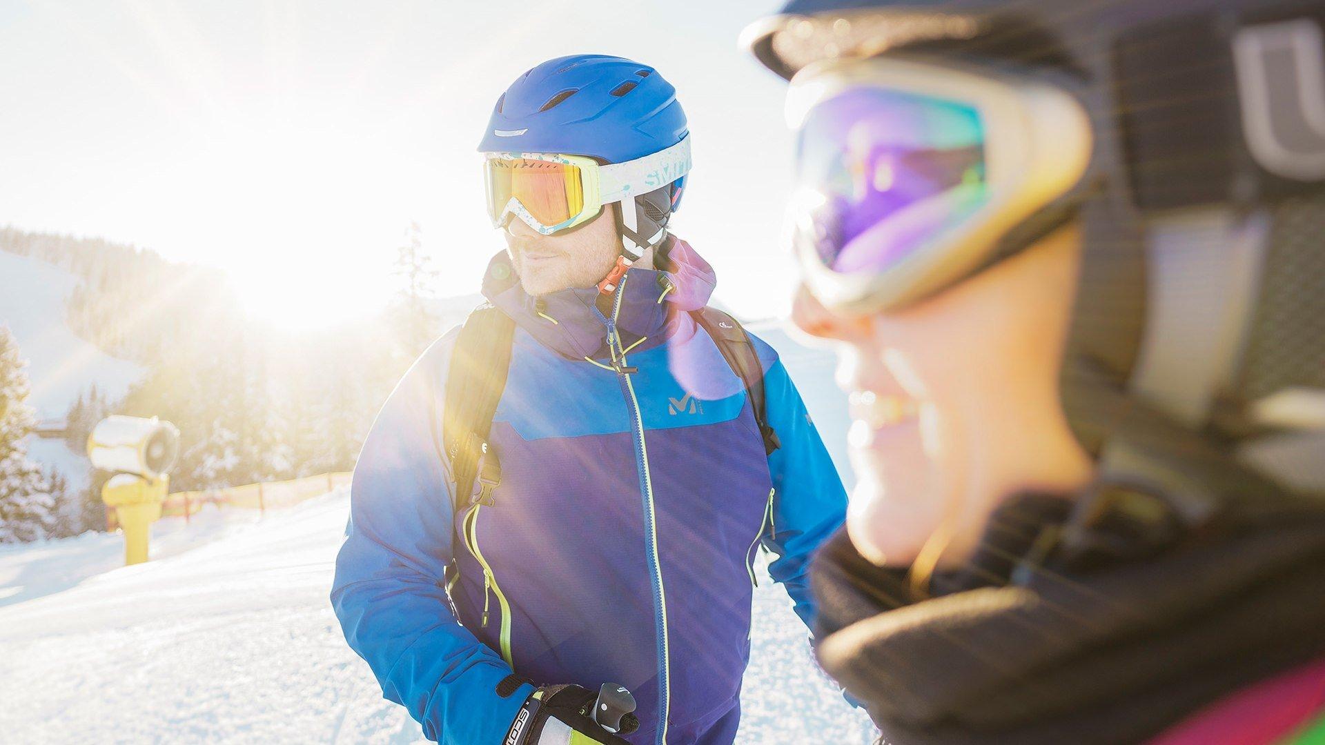 Skifahren in Oberbayern Sudelfeld, © Dietmar Denger