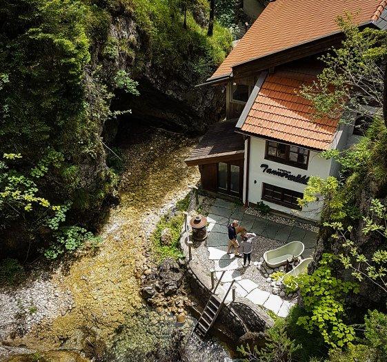 Tannermühle Bayrischzell, © Florian Liebenstein