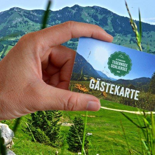 Gästekarte Bayrischzell