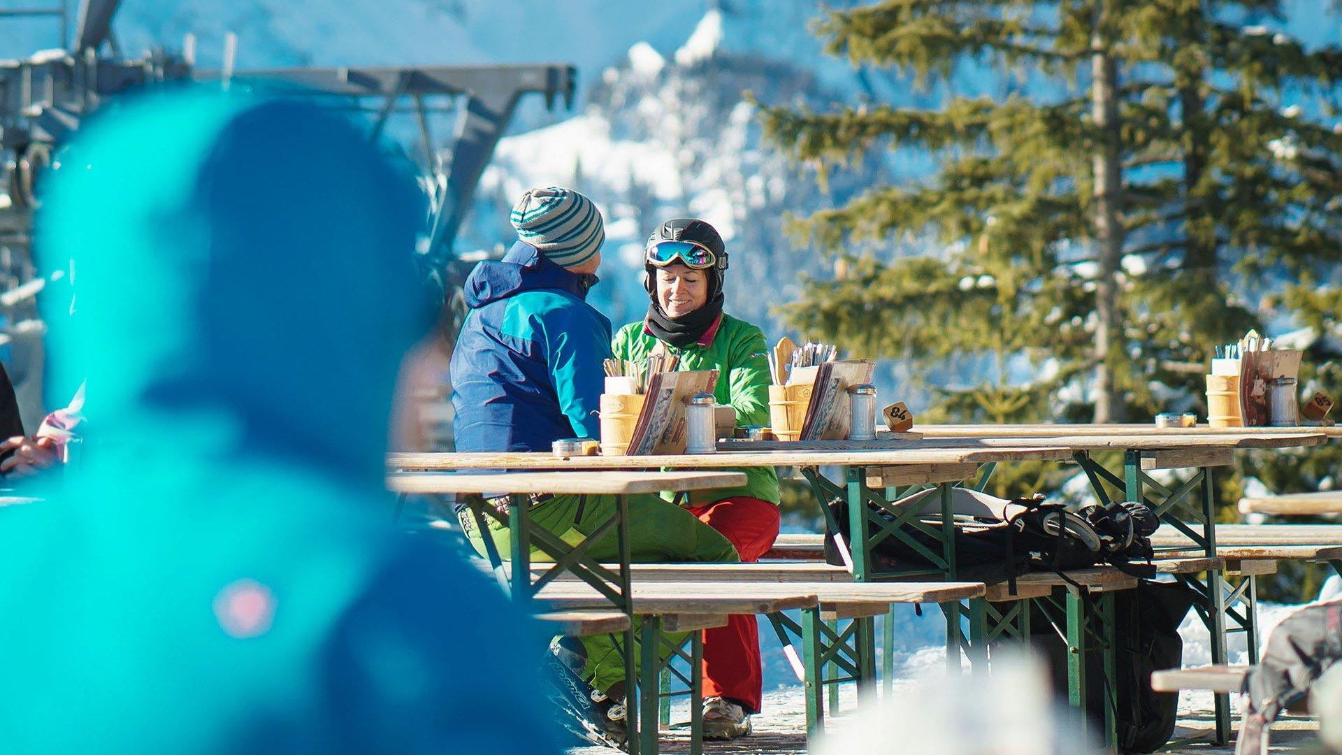 Skifahren Sudelfeld Bayrischzell, © Dietmar Denger