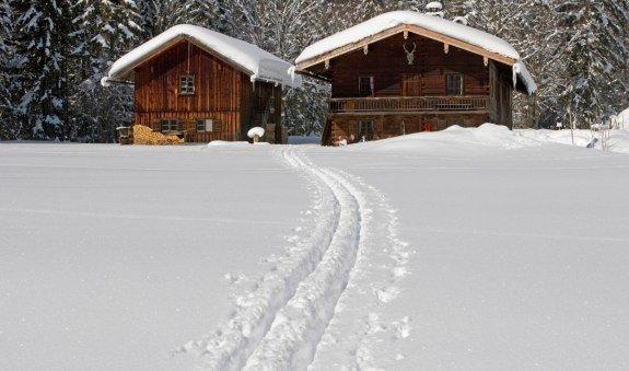 Winterwanderung von Bayrischzell ins Kloo-Ascher-Tal, © Florian Liebenstein