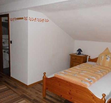 Einzelzimmer, © im-web.de/ Tourist-Information Bayrischzell