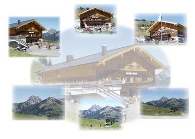 Berggasthof Walleralm