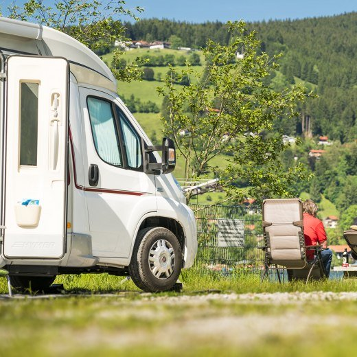Camping Schliersee, © Dietmar Denger