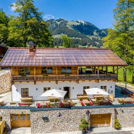 Brösel Alm im Berghotel Sudelfeld, © im-web.de/ Tourist-Information Bayrischzell