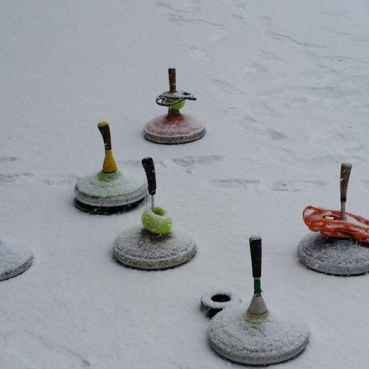 Eisstockschiessen Bayrischzell