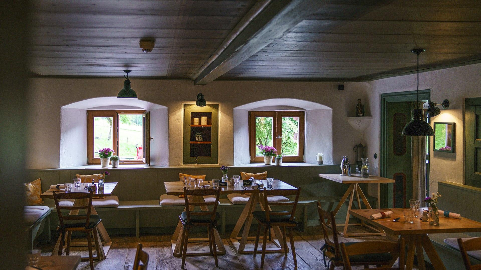 Restaurant Bayrischzell Tannerhof, © Dietmar Denger
