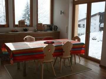 Küche mit Essbereich, © im-web.de/ Tourist-Information Bayrischzell