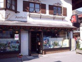Apotheke Bayrischzell