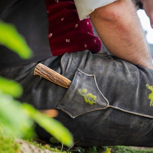 Tracht Tradition Lederhose Bayrischzell, © Dietmar Denger