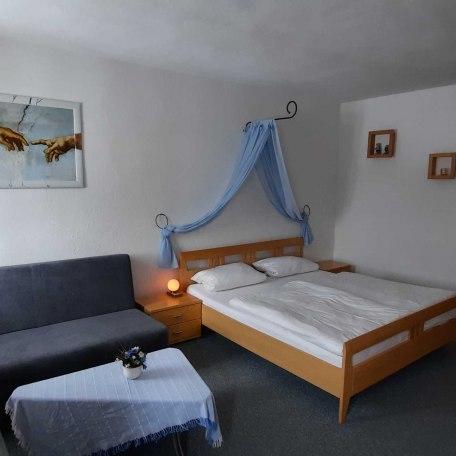 Schlafzimmer, © im-web.de/ Tourist-Information Bayrischzell