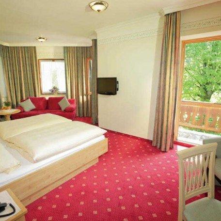 Familienzimmer, © im-web.de/ Tourist-Information Bayrischzell