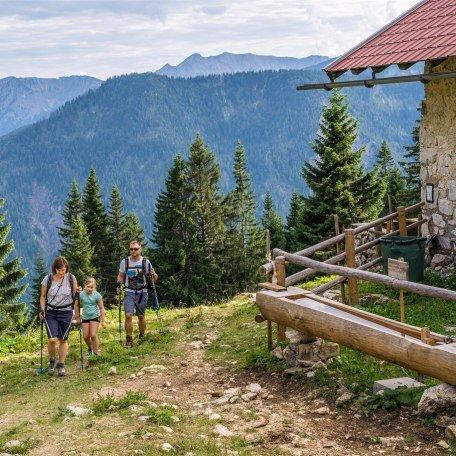 Wendelstein Streifzüge Wendelstein Männlein Gipfelsteig, © Fotos: Andrea Mittermeier, www.andreamittermeier.de (http://www.andreamittermeier.de)