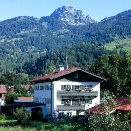 Altes Zollhaus Sommer, © im-web.de/ Tourist-Information Bayrischzell