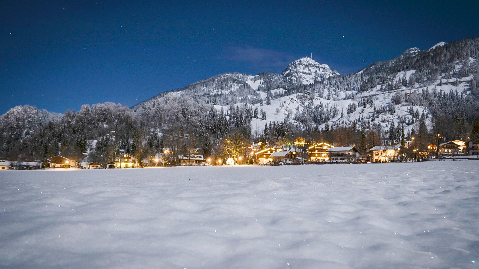 Winter Bayrischzell, © Florian Liebenstein