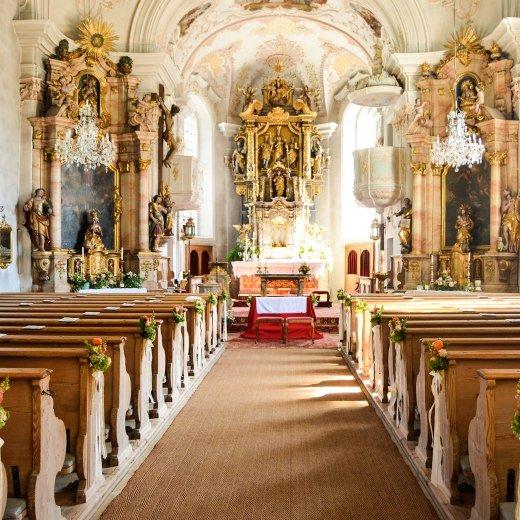 Kirche Bayrischzell St. Margareth, © Florian Liebenstein