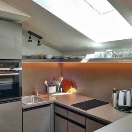 Küche App. 8, © im-web.de/ Tourist-Information Bayrischzell