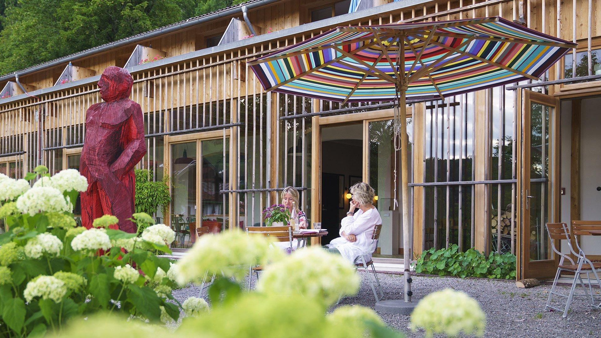 Hotel Bayrischzell Tannerhof, © Dietmar Denger
