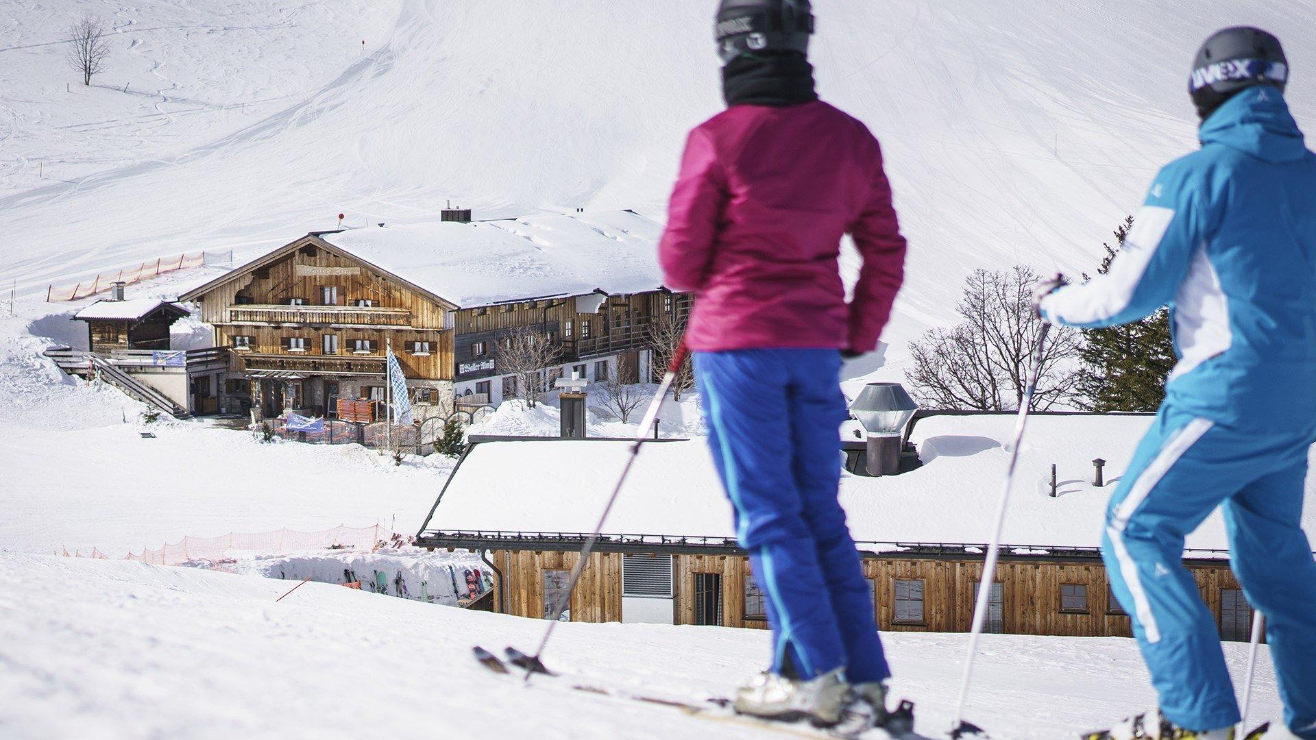 Skifahren Bayern Bayrischzell