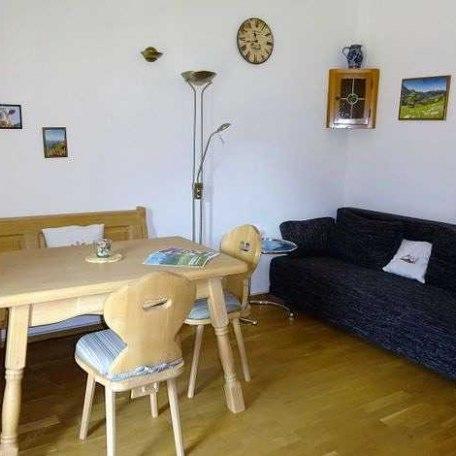 Wohnraum, © im-web.de/ Tourist-Information Bayrischzell