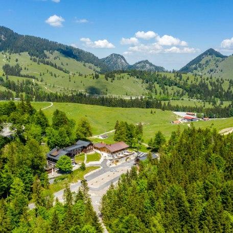 Berghotel Sudelfeld im Sommer, © im-web.de/ Tourist-Information Bayrischzell