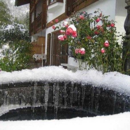 Frühherbstlicher Wintereinbruch, © im-web.de/ Tourist-Information Bayrischzell