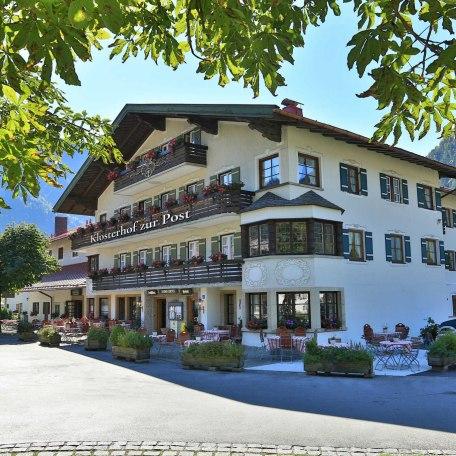 Klosterhof, © im-web.de/ Tourist-Information Bayrischzell