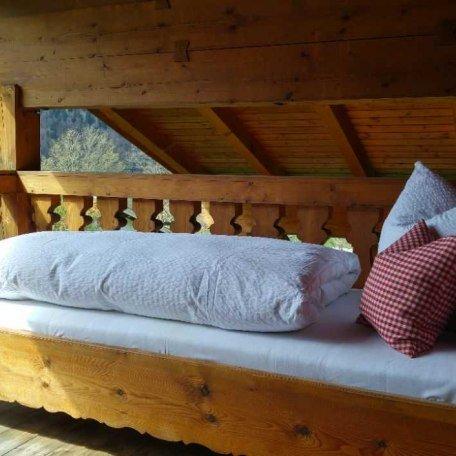 Schlafen an der frischen, heilklimatischen Luft?, © im-web.de/ Tourist-Information Bayrischzell