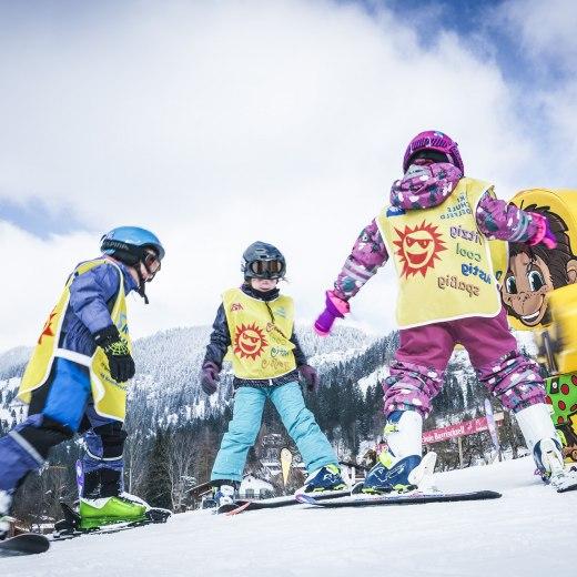 Kinder Skikurs Bayrischzell, © Dietmar Denger