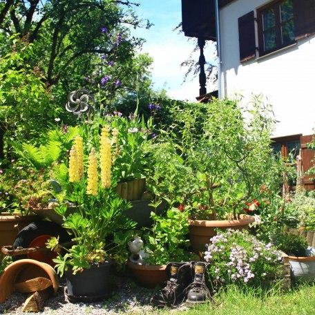 Garten, © im-web.de/ Tourist-Information Bayrischzell