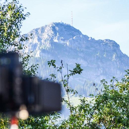 Film Frühling Bayrischzell, © Florian Liebenstein