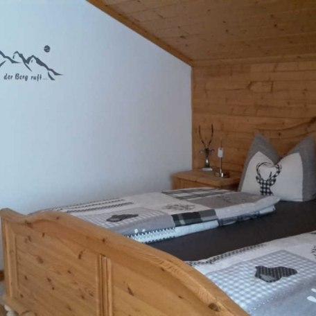 Schlafzimmer gross, © im-web.de/ Tourist-Information Bayrischzell