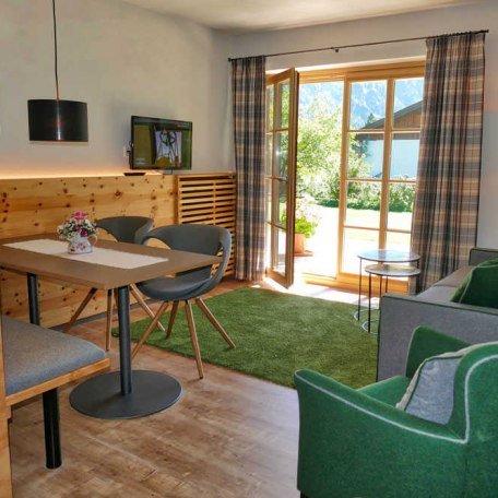 Wohnbereich App. 2, © im-web.de/ Tourist-Information Bayrischzell